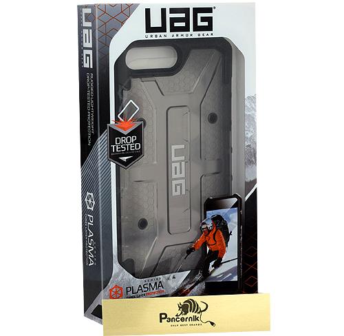 Etui Urban Armor Gear iphone 7 Plus 6 Plus ash