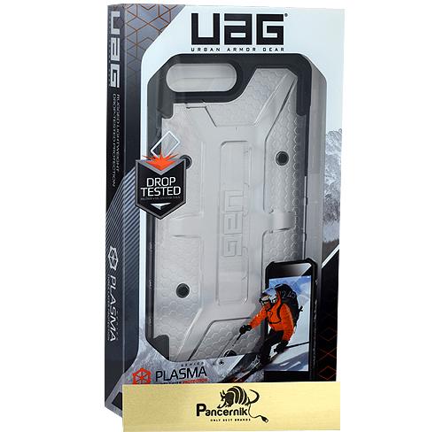 Etui Urban Armor Gear iphone 7 Plus 6 Plus ice