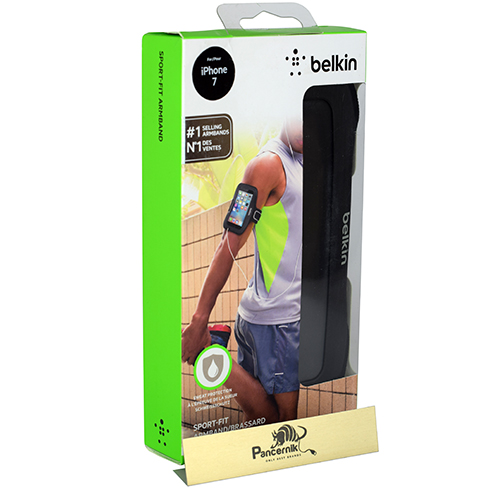 Etui Opaska na ramię Belkin Sport-Fit iPhone 7, czarna
