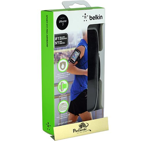 Etui Opaska na ramię Belkin Sport-Fit Pro iPhone 7, czarna