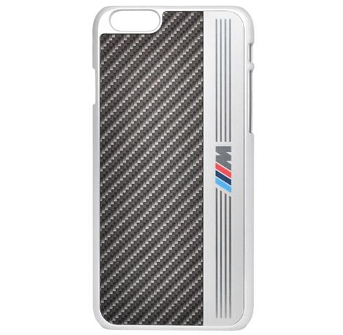 Etui BMW Aluminium Stripe Hard Case iPhone 7, czarne