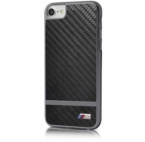 Etui BMW M. Edition Carbon Fiber Aluminium Hard Case iPhone 7, czarne