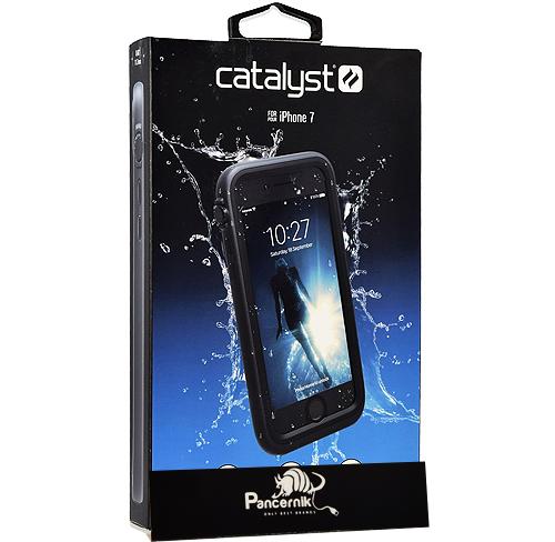 Etui Catalyst Waterproof iPhone 7, czarne