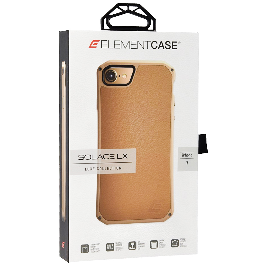 Etui Element Case Solace LX Luxe dla iPhone 7 caseA