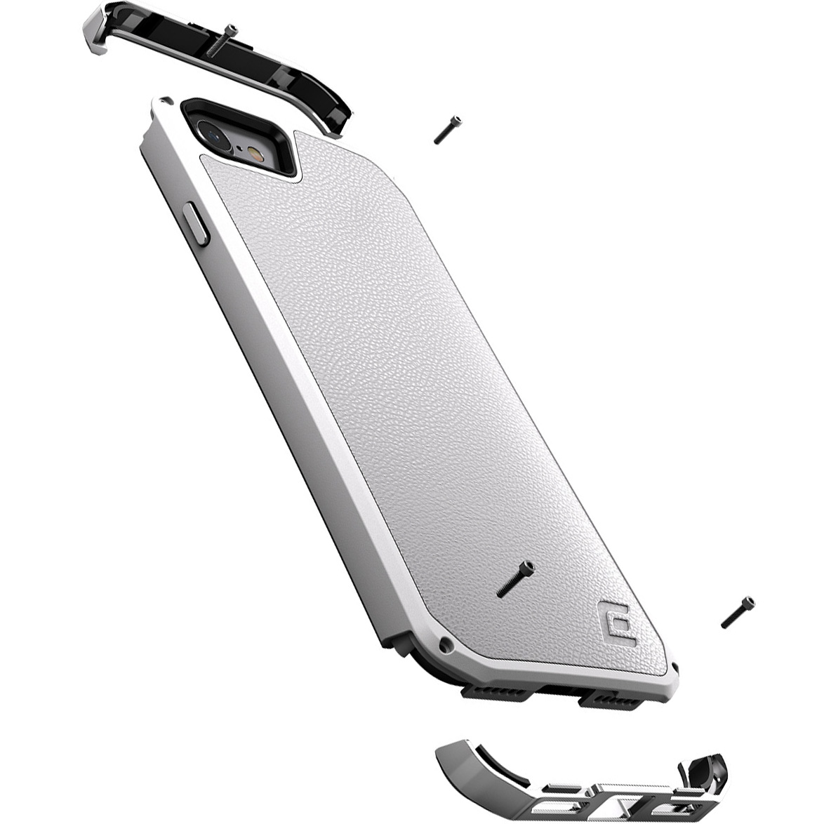 Etui Element Case Solace LX Luxe dla iPhone 7 bok