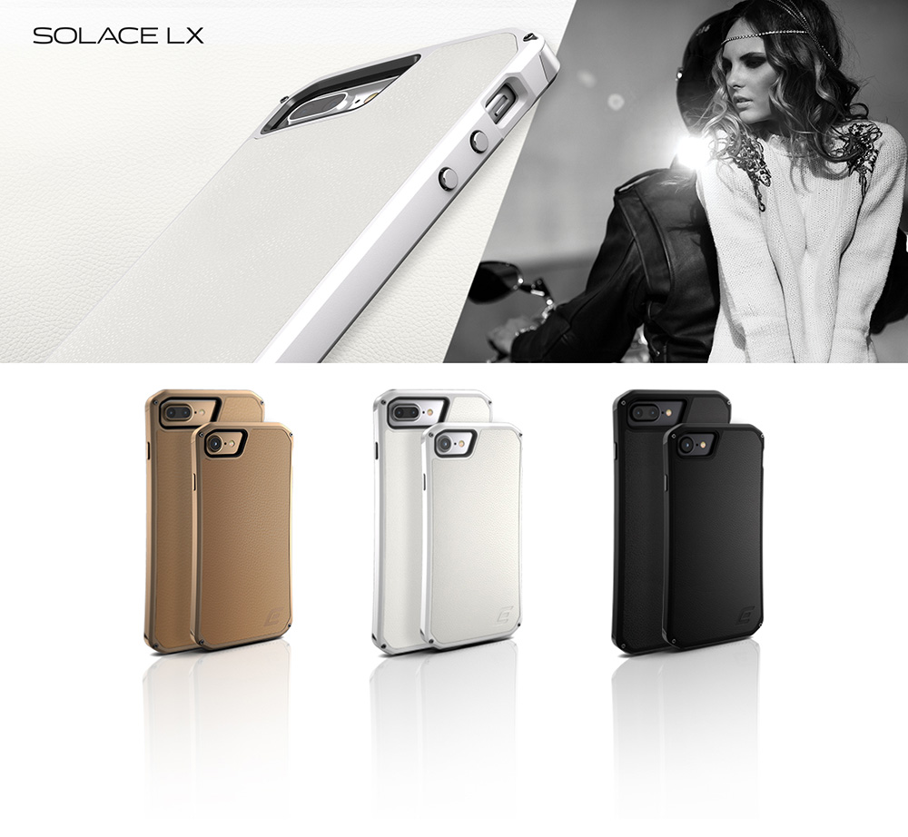 Etui Element Case Solace LX Luxe dla iPhone 7