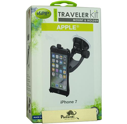 """Uchwyt Samochodowy iGrip Traveler Kit iPhone 7 4,7"""""""