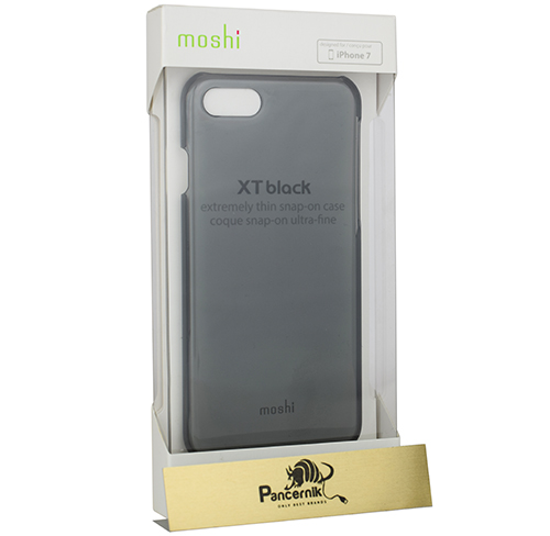 etui moshi xt black iphone 7 przydymione