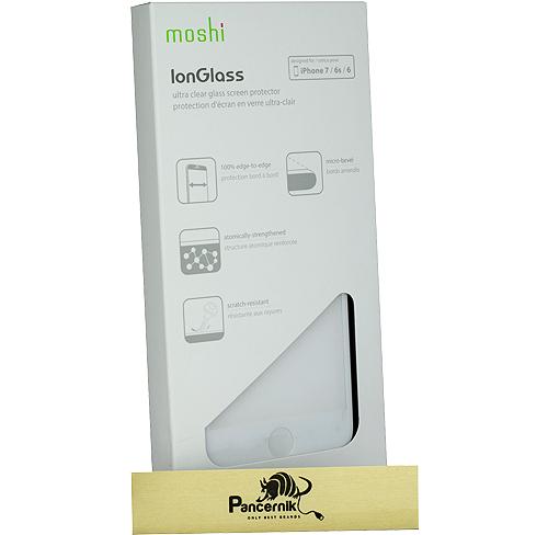 Szkło IonGlass Moshi iphone 7 białe