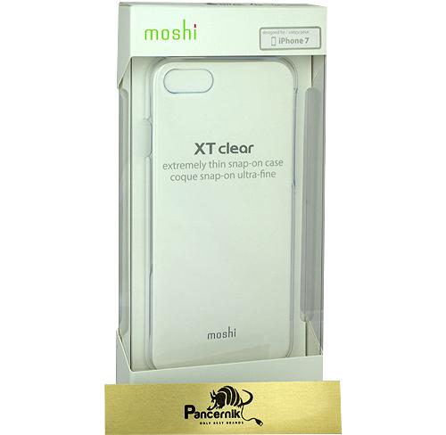 etui moshi xt clear iphone 7 przezroczyste