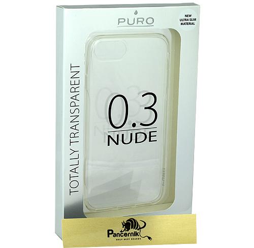 Puro Nude iphone 7 przezroczyste