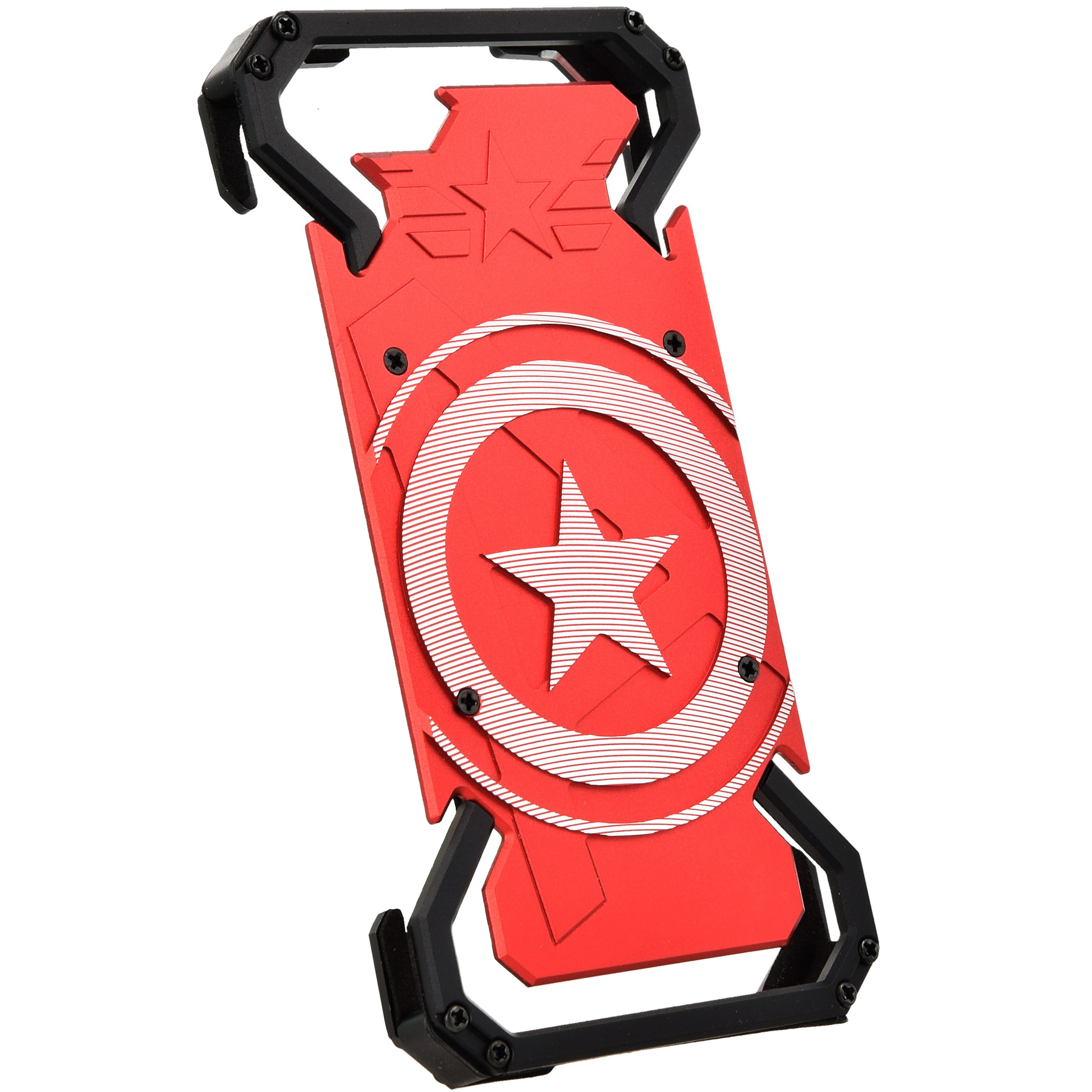 Oryginalne etui marki R-Just dla Apple iPhone 7 Capitan Ameria Case