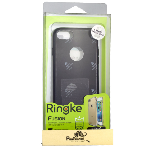 Etui Ringke Fusion iphone 7 shadow black