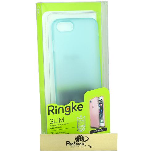 Etui Ringke SlimApple iPhone 7 miętowe frost mint