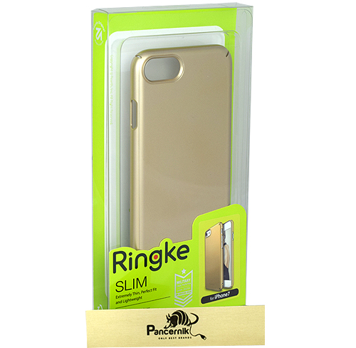 Etui Ringke SlimApple iPhone 7złote