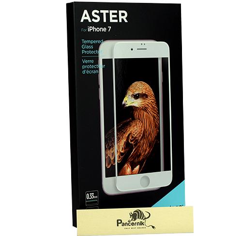 Szkło hartowane X-Doria Aster iphone 7, białe