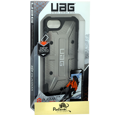 Etui Urban Armor Gear iphone 7 ash