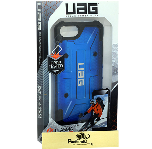 Etui Urban Armor Gear iphone 7 cobalt