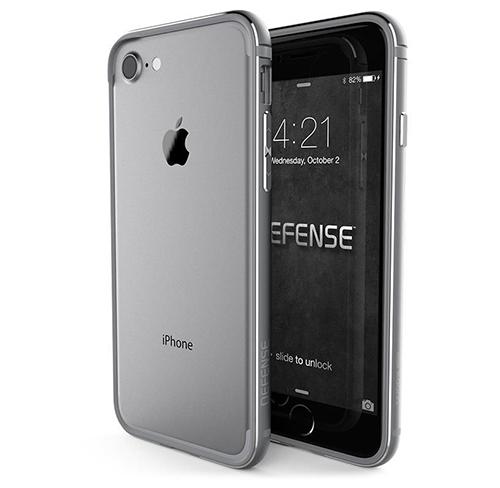 etui x-doria defense edge iphone 7 szare