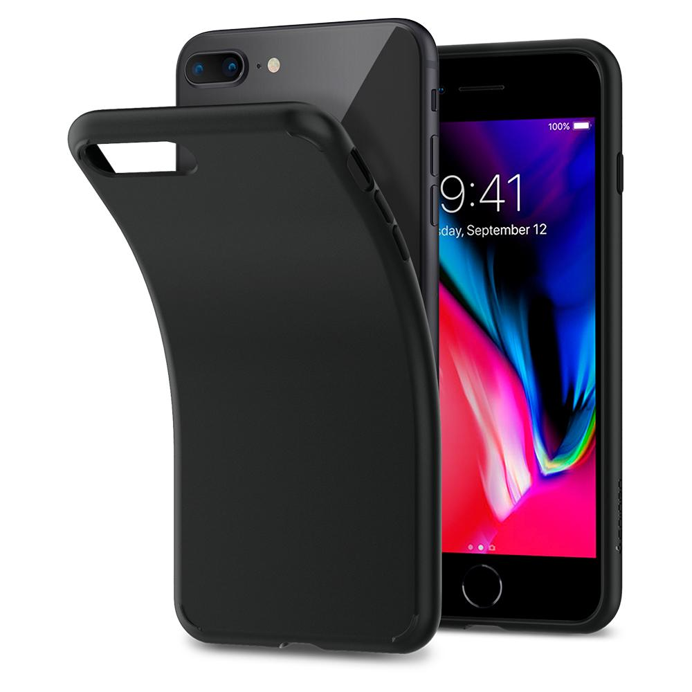 Etui Spigen Liquid Crystal dla iPhone 8 Plus i 7 Plus