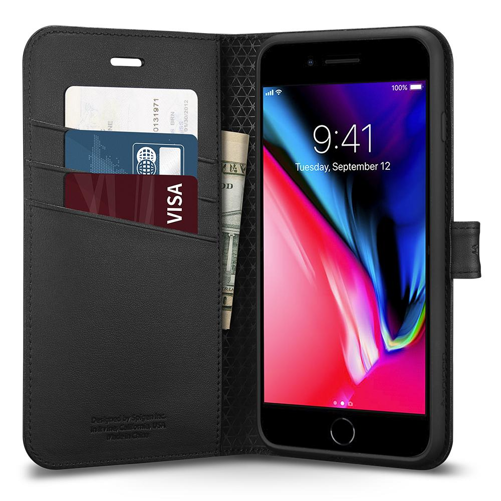 Etui Spigen Wallet S dla Galaxy iPhone 8/7 Plus
