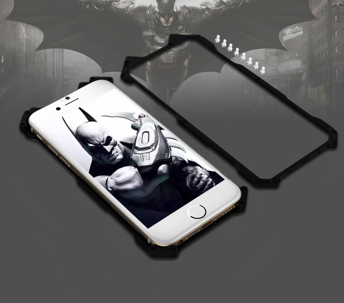 Oryginalne etui marki R-Just Batman case dla iPhone 8/7