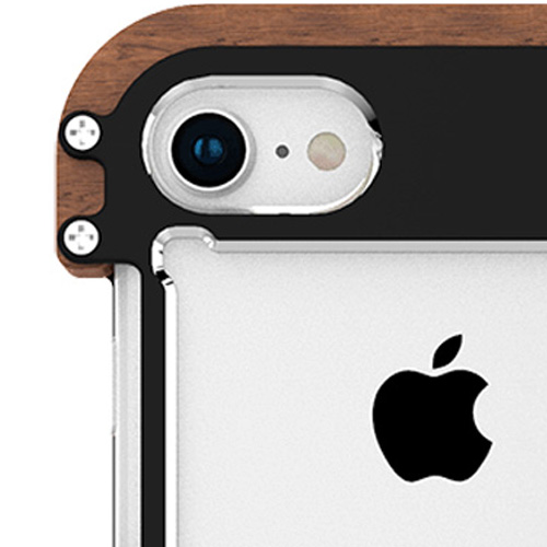 Oryginalne etui marki R-Just Ironwood dla iPhone 8/7/6/6s