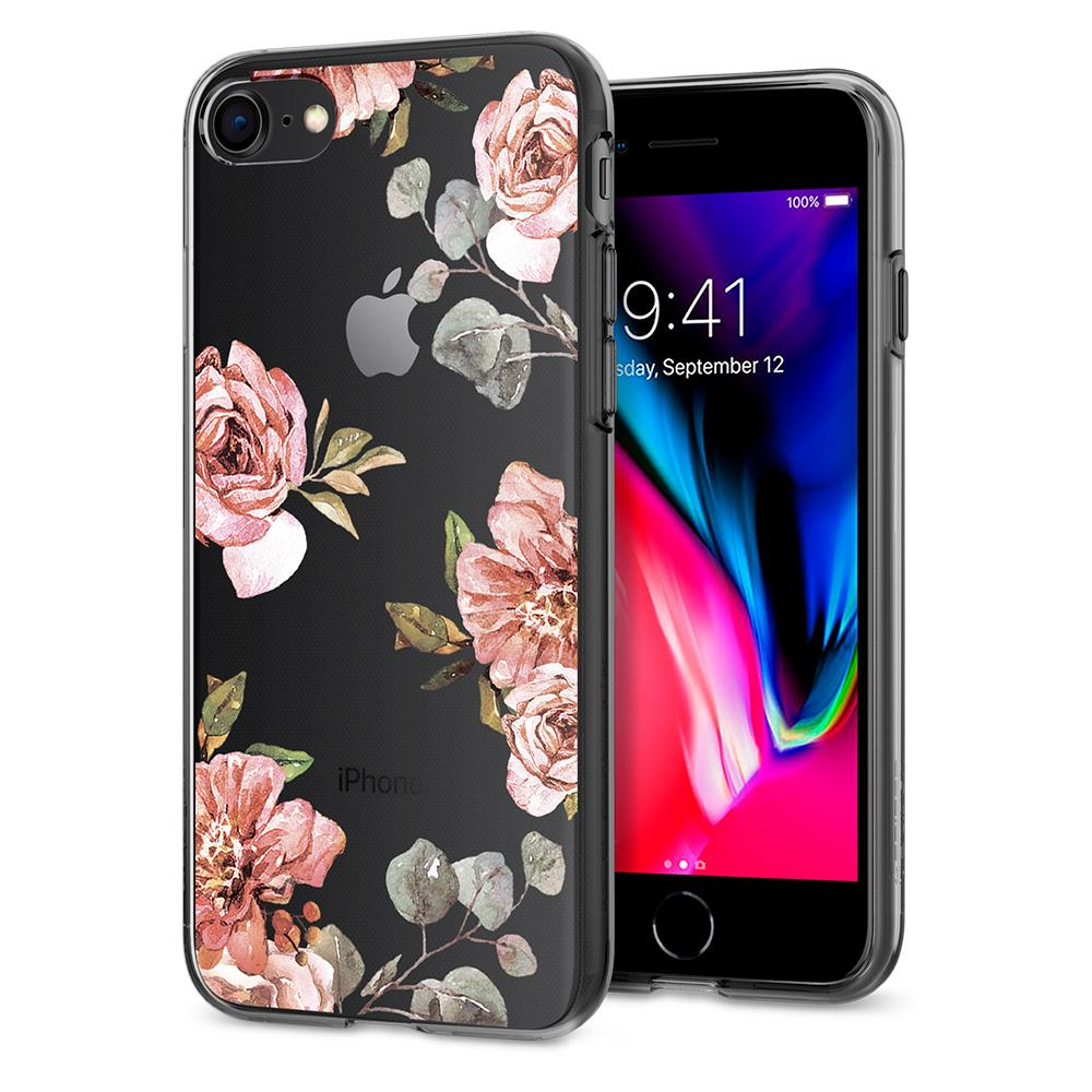 Etui Spigen Liquid Crystal dla iPhone 8/7.