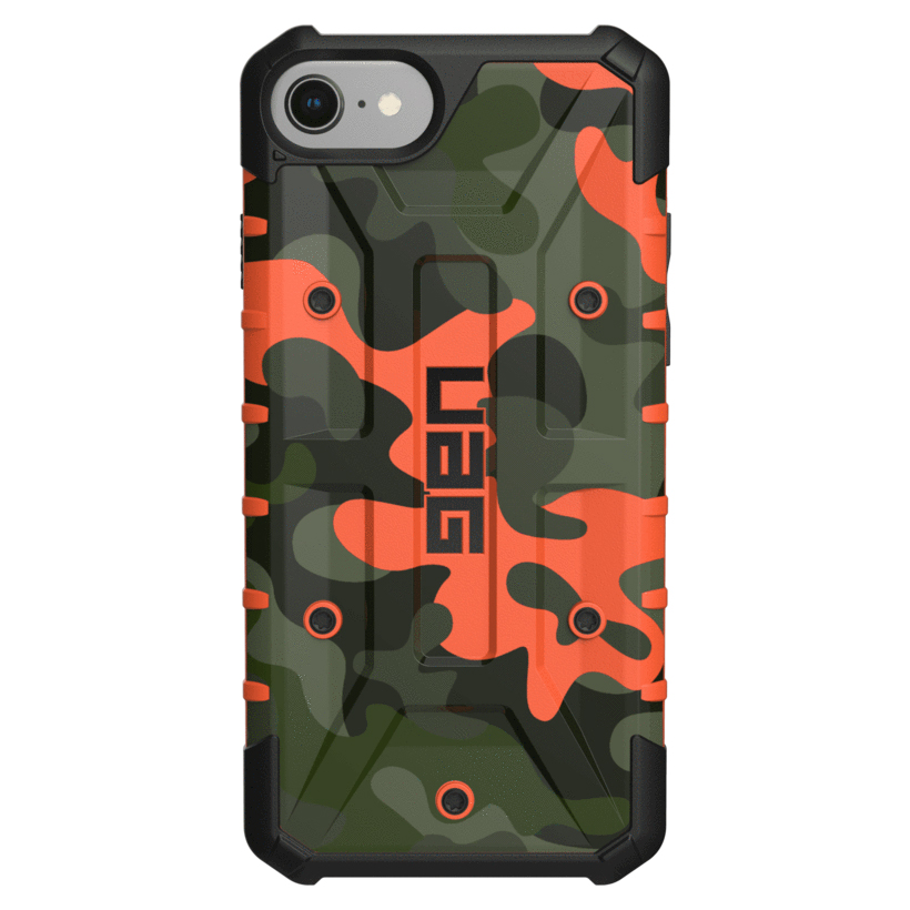 Etui Urban Armor Gear Pathfinder dla iPhone 8/7/6s bok