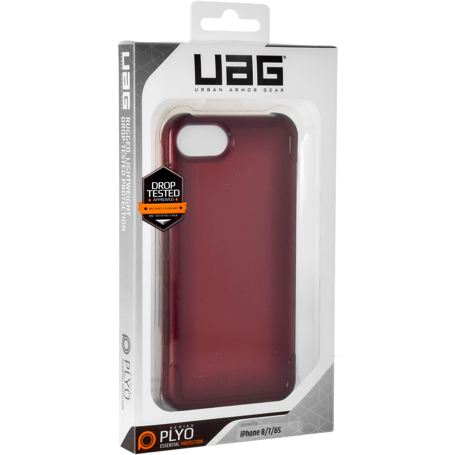 Etui Urban Armor Gear Plyo dla iPhone 8/7/6s caseA