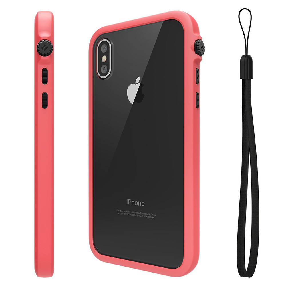 Odporne etui Cataclyst Impact Protection dla iPhone X/10