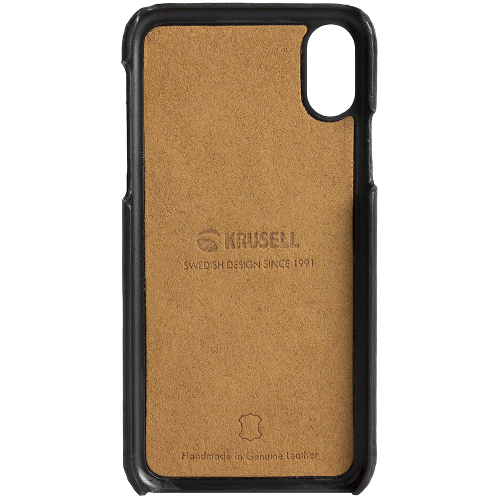 Etui Krusell SUNNE 2 Card Cover dla iPhone X/10