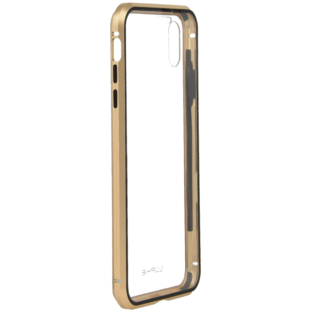 Magnetyczne etui Luphie iphone XS Max
