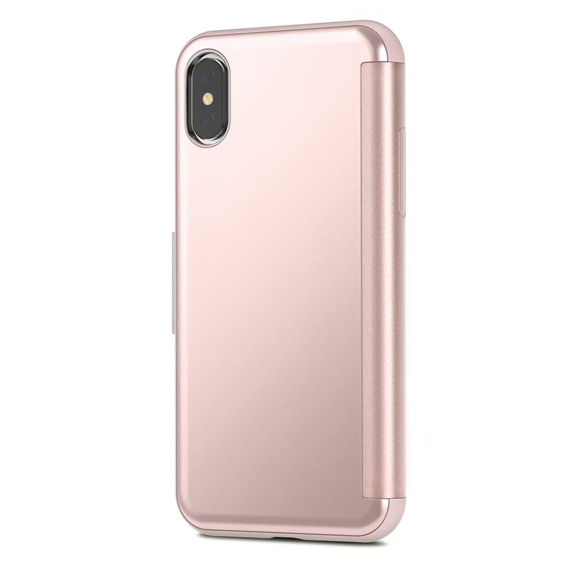 Etui z klapką Moshi StealthCOver do iPhone X,10