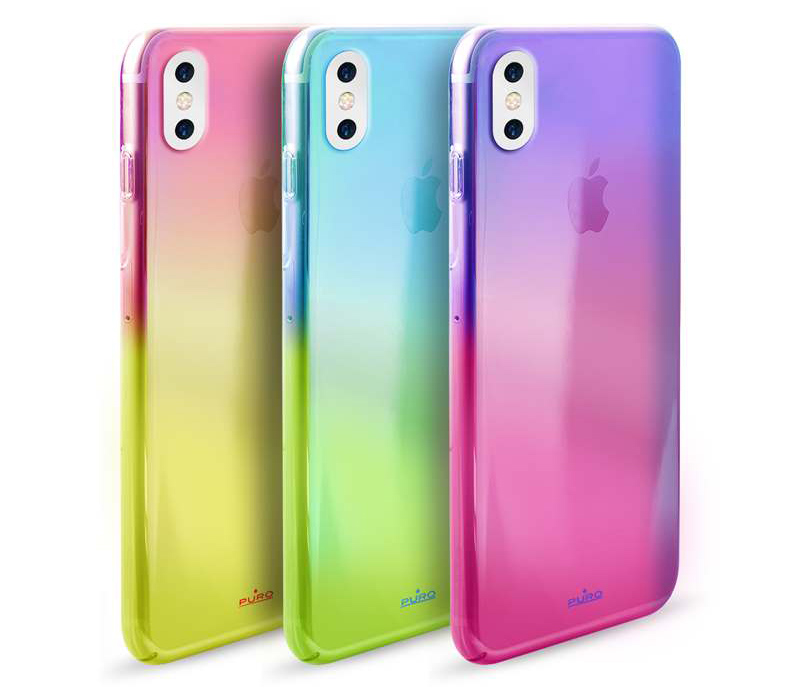 Etui Puro Hologram do iPhone X