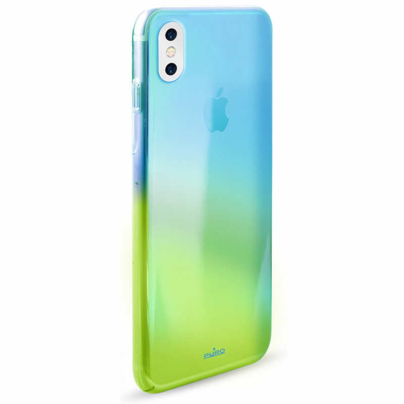Etui Puro Hologram do iPhone X caseC