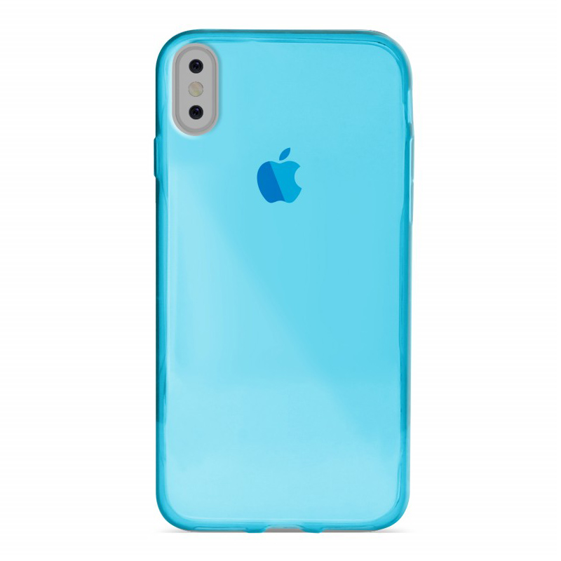 Etui Puro Nude 0.3 do iPhone X caseC