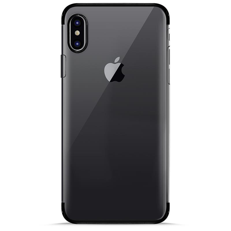 Etui Puro Verge Crystal Cover do iPhone X/10 caseC