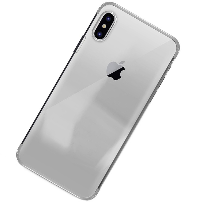 Etui Puro Verge Crystal Cover do iPhone X/10
