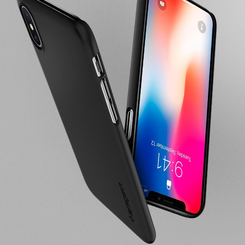 Spigen Thin Fit dla iPhone X/10