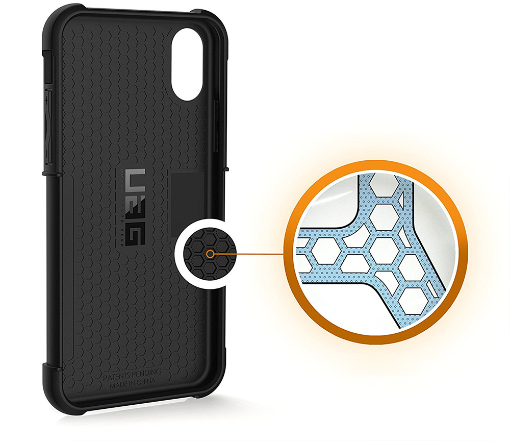 Etui Urban Armor Gear Metropolis dla iPhone X/10