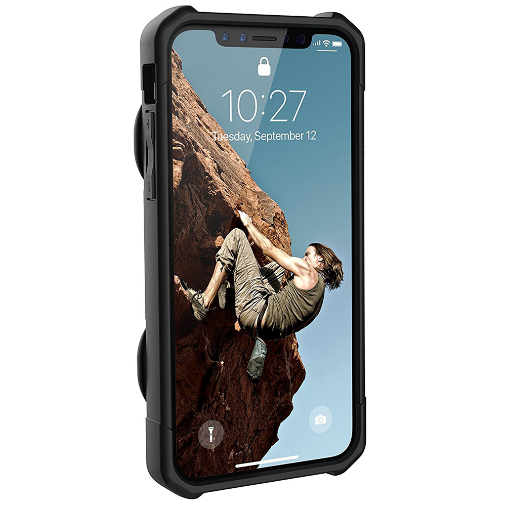 Etui Urban Armor Gear Trooper dla iPhone X/10 przód