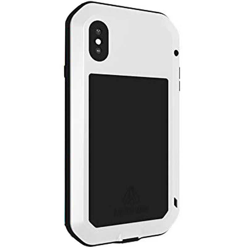 Oryginalne Pancerne Etui marki LOVE MEI z serii Powerful dla Apple iPhone XR