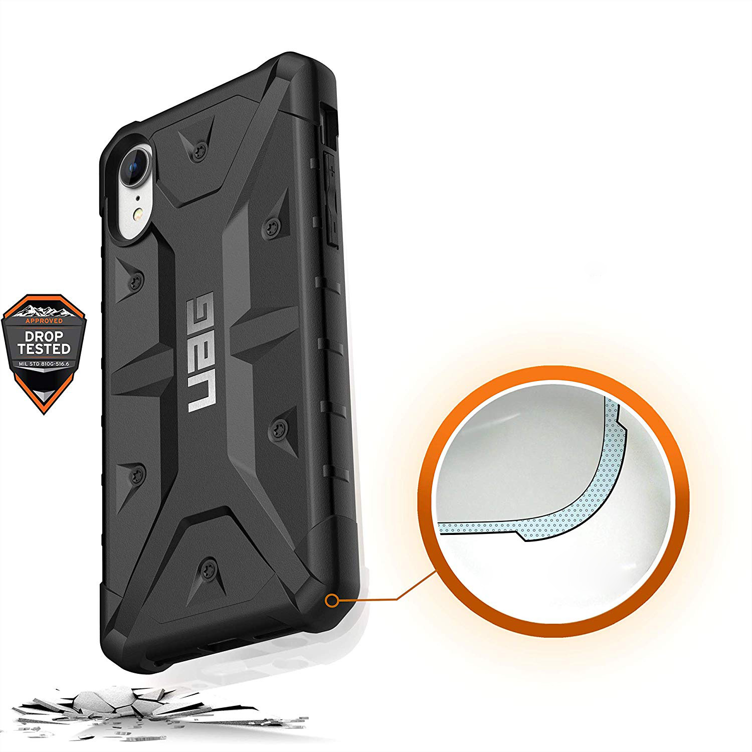 Etui Urban Armor Gear Pathfinder dla iPhone XR