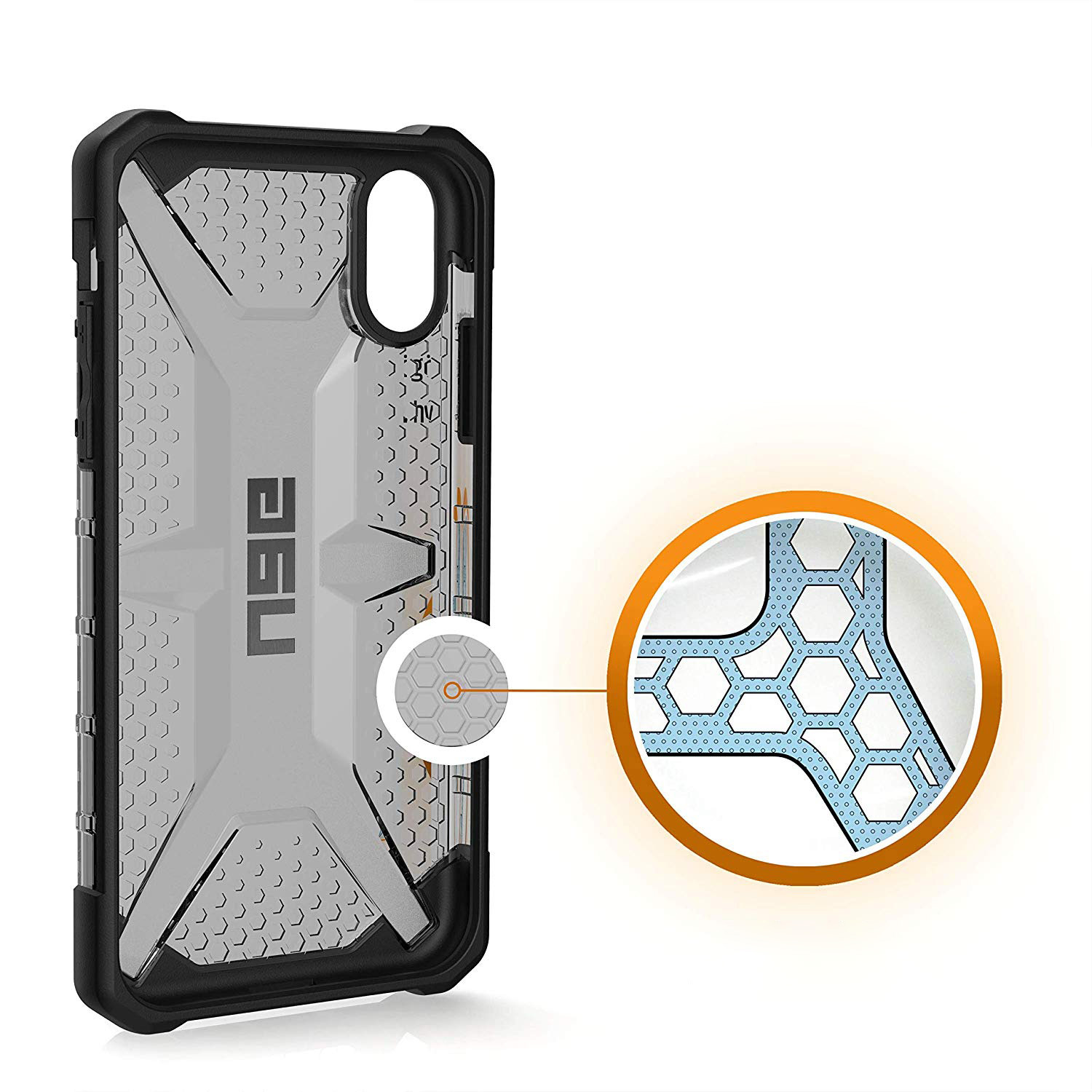 Etui Urban Armor Gear Plasma dla iPhone XR