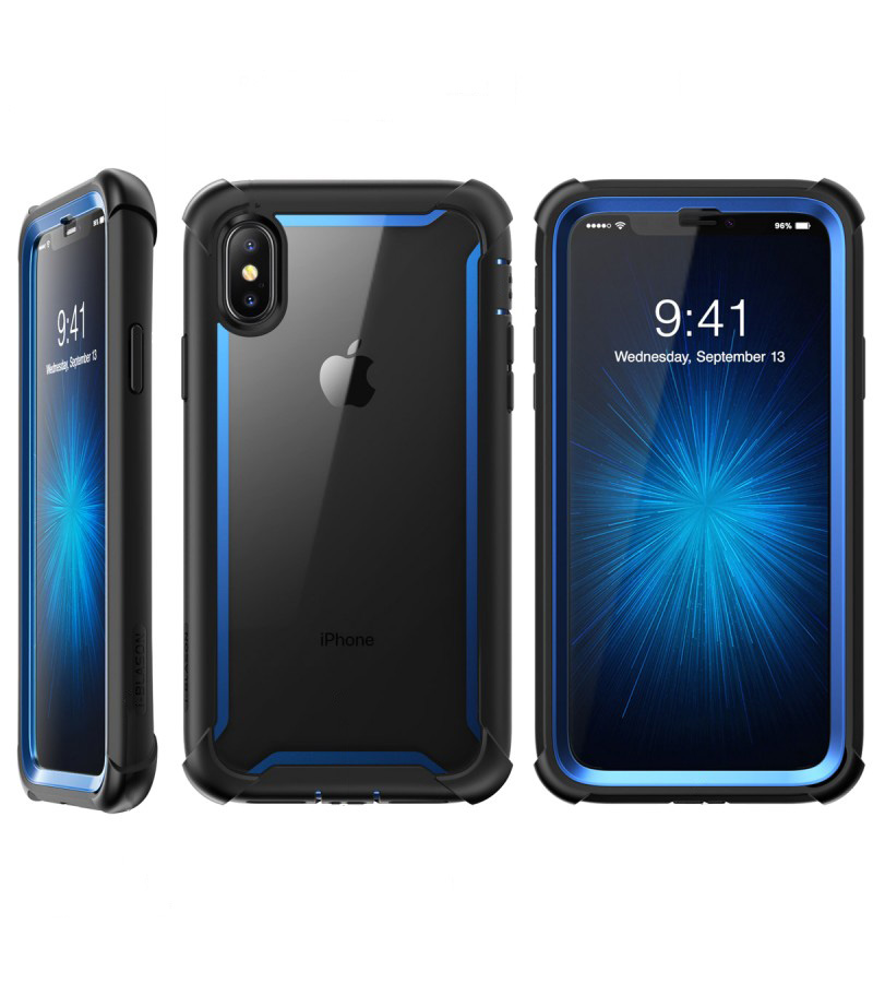 Etui pancerne Supcase i-Blason Ares do iPhone X/Xs