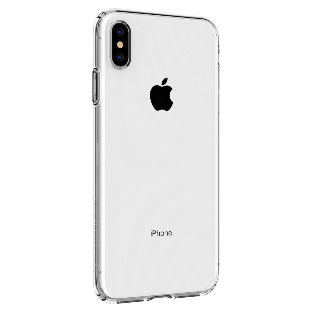 Etui Spigen Liquid Crystal dla  iPhone Xs / X