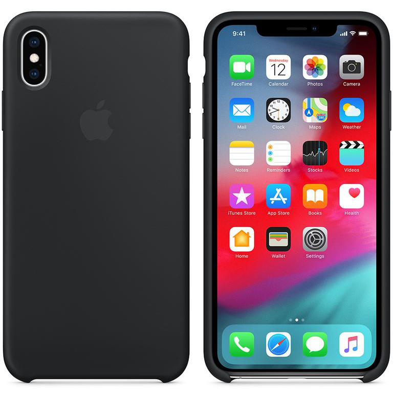 Etui silikonowe Apple Silicone Case dla iPhone Xs Max