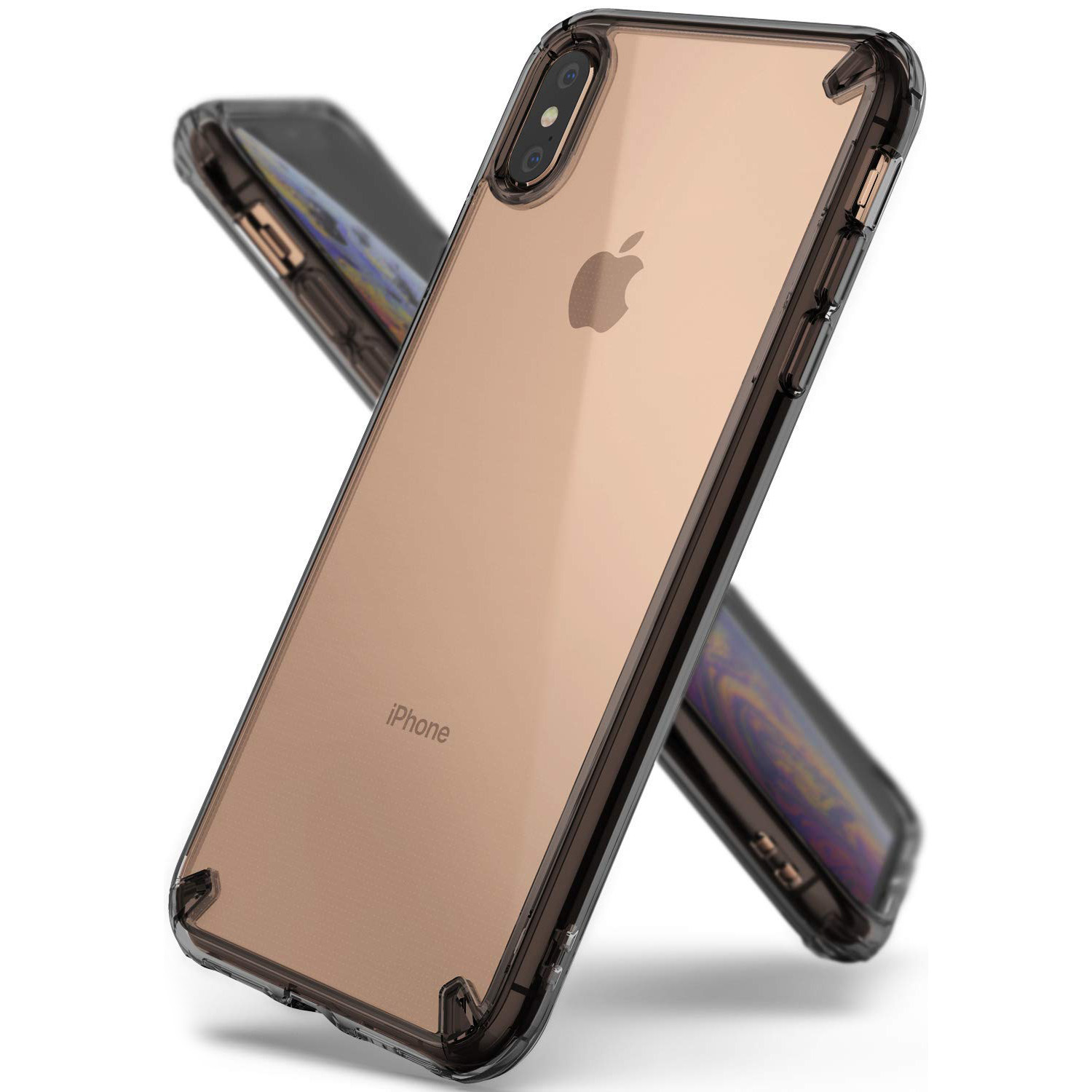 Etui Rearth Ringke Fusion do iPhone Xs Max