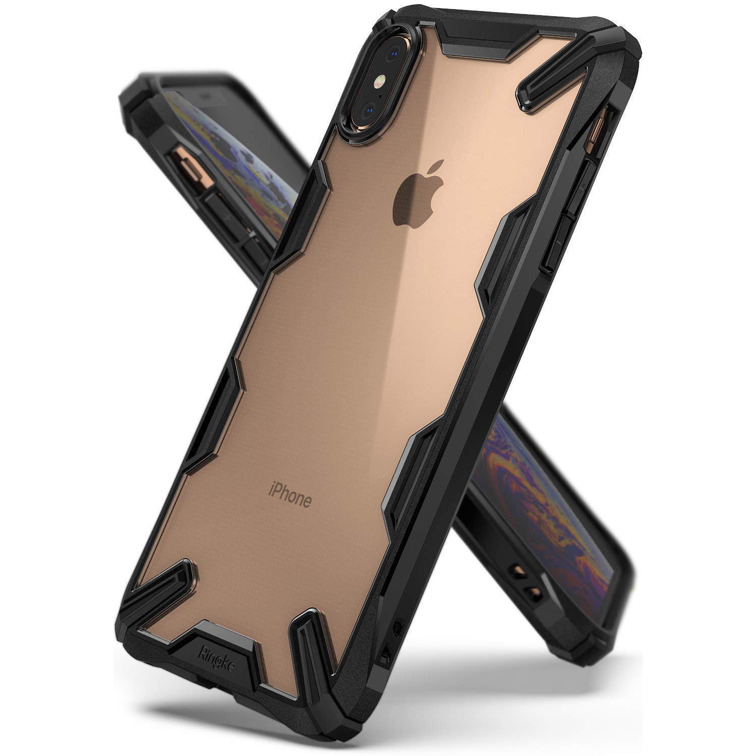 Etui Rearth Ringke Fusion X do iPhone Xs Max